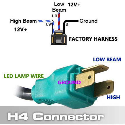 H6054 Bulb Wiring Diagram - Wiring Diagrams List on
