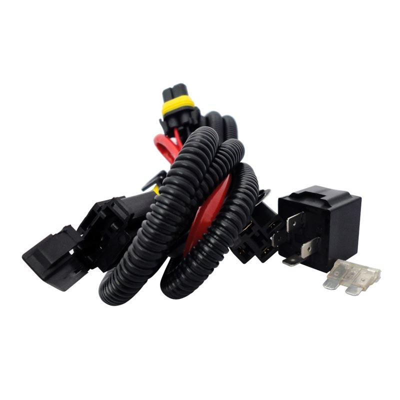 HID Kit Wire Relay Harness1