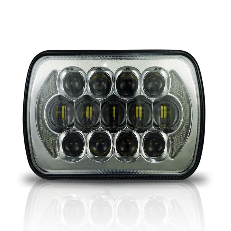 7X6 (5X7) H6054 200MM LED PROJECTOR W/DRLHEAD LIGH